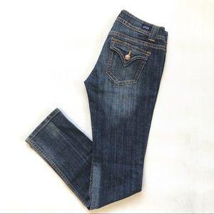 3/$30 Vigoss Studio Straight Slim Leg  Jeans